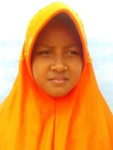 Widia - Anak Binaan Yayasan Sosial BATRASA