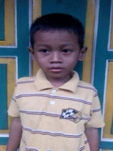 Joko - Anak Binaan Yayasan Sosial BATRASA
