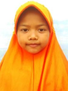 Shelly - Anak Binaan Yayasan Sosial BATRASA